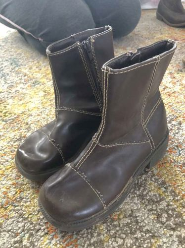Girls Brown Fashion Boots Size 12.5 for sale in Orem , UT