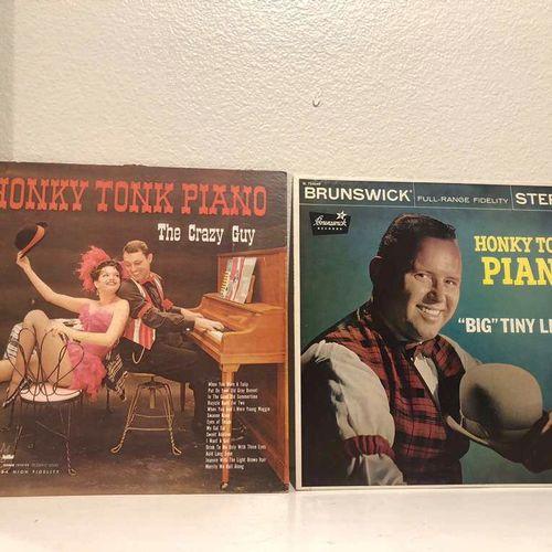Honky Tonk Piano - Vinyl Record Jazz Albums for sale in Orem , UT