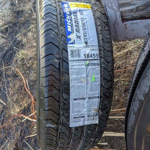 Michelin P195/65/15 new tire for sale in McCammon , ID