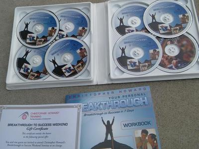 NEW Your Personal Breakthrough CD Set