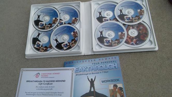 NEW Your Personal Breakthrough CD Set for sale in Salt Lake City , UT