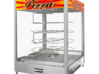Brand New Commercial Pizza Warmer Display