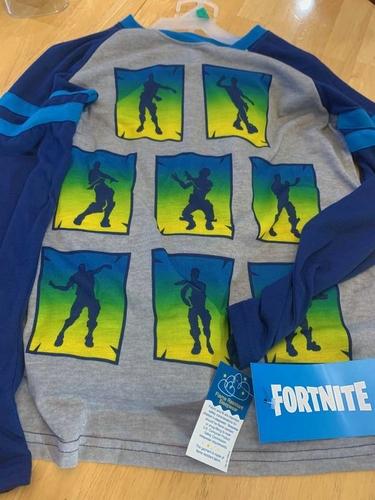 Boys Fortnight Pajamas * Size 10/12 * PHENOMENAL! for sale in Riverton , UT