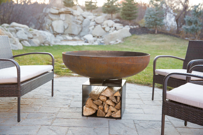 Iron Blossom Fire Pit for sale in Salt Lake City , UT