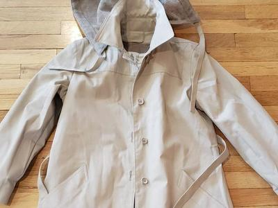 NWOT LONDON FOG womens coat sz small