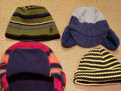 TODDLER BOYS WINTER HATS