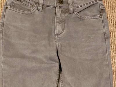 NWOT JOE'S JEANS BOYS GRAY JEANS SZ 7