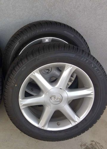 225/55R17 Dunlop Tire And Infiniti Rim for sale in Millcreek , UT