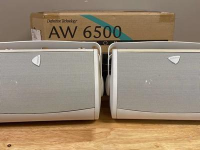 AW 6500 Definitive Technology All-weather Speakers
