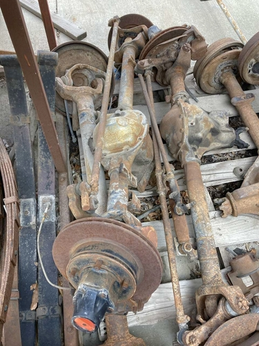 Jeep CJ-7 and CJ-8/Scambler Dana 30 Wide Track Front Axle for sale in Salt Lake City , UT