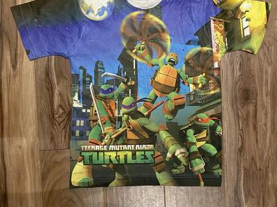 New Teenage mutant ninja turtle t shirt