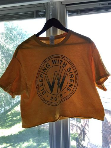 Sleeping with Sirens t shirt for sale in Murray , UT