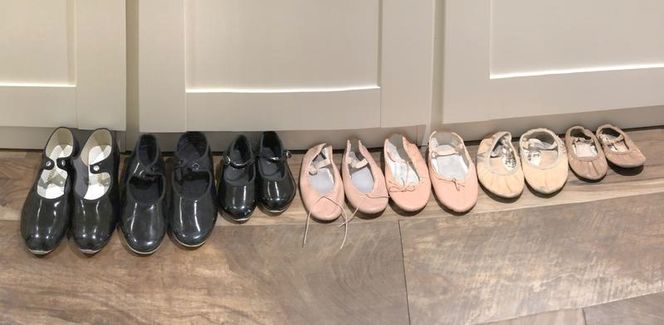 Tap and ballet shoes for sale in Murray , UT