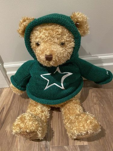 New large teddy bear in sweater for sale in Murray , UT