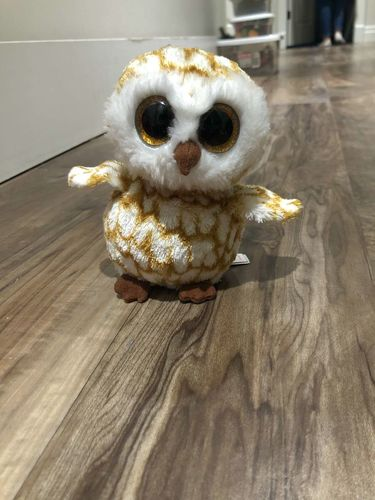 New ty swoops stuffed animal owl brand for sale in Murray , UT