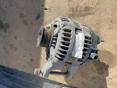 Alternator And Ac Compressor