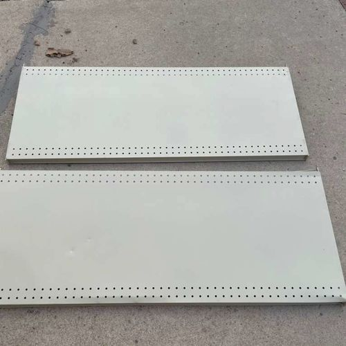 Metal Shelves New 5 Pcs 48x19 Inch  for sale in Holladay , UT