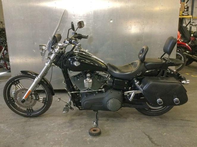 2010 Harley Davidson Dyna Wide Glide for sale in Salt Lake City , UT