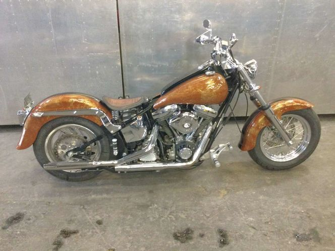 2000 Indian Scout with 933 miles! for sale in Salt Lake City , UT