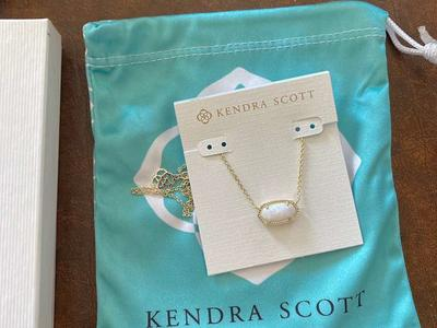 Kendra Scott Chain Necklaces