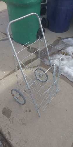 Cart with basket for sale in Roy , UT
