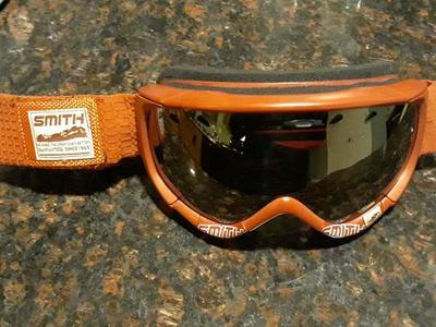 Smith phenom snow goggles in very good condition