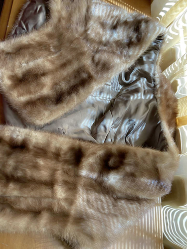 Antique Traditional Mink Stoll for sale in Salina , UT