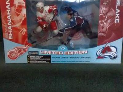 McFarlane's Hockey Figures