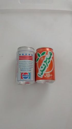 1991 Pepsi & Mirinda Cans for sale in West Valley City , UT