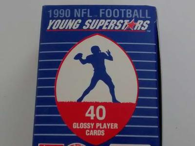 1990 Score Young Superstars (NFL)