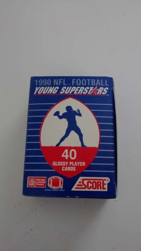 1990 Score Young Superstars (NFL) for sale in West Valley City , UT