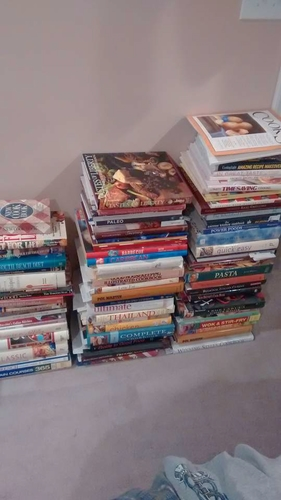 80+ COOKBOOKS for sale in West Valley City , UT
