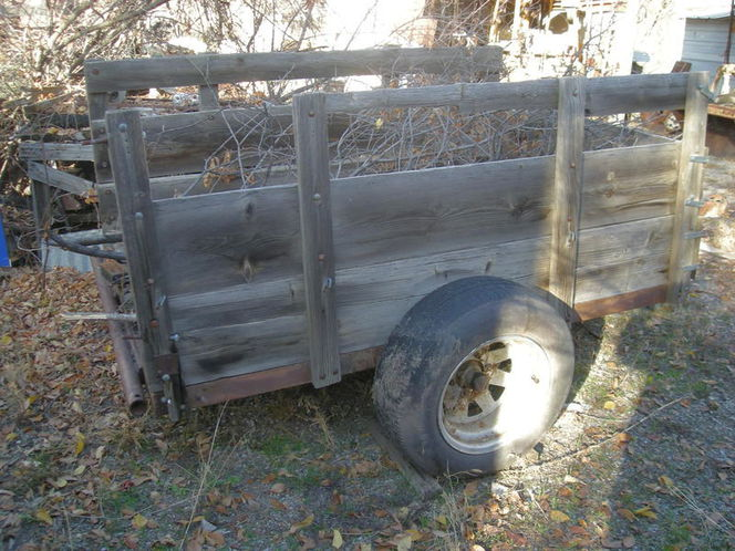 Ulility Rat Trailer 5 X 7 box for sale in Provo , UT