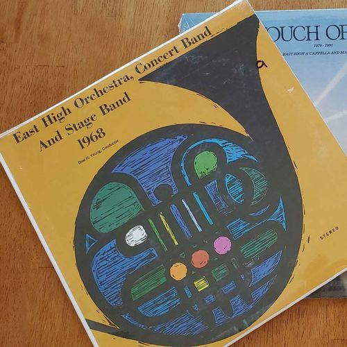 Vtg. East High School vinyl records still sealed  for sale in Sandy , UT