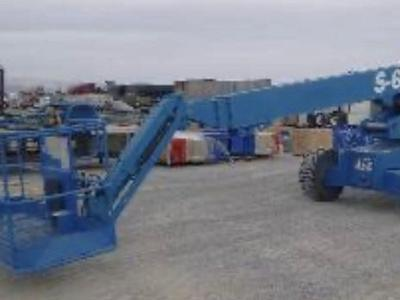 Genie Boom Lifts 40', 60' 65' 80' (Manlift)