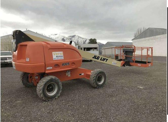 JLG 400S Boom Lift 40' Reach for rent in Springville , UT