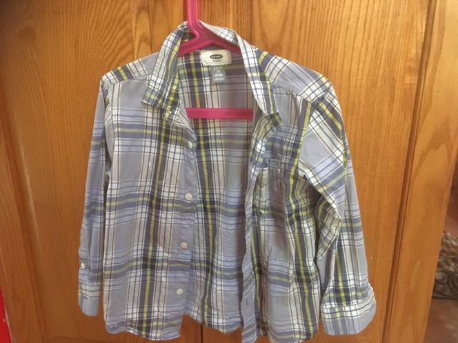 Bunch Of Boy Shirts For 4-5 Years Old for sale in South Salt Lake , UT