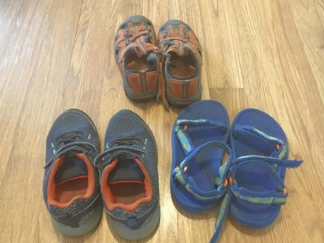 Size 10 Boys Sandals $5 for sale in South Salt Lake , UT