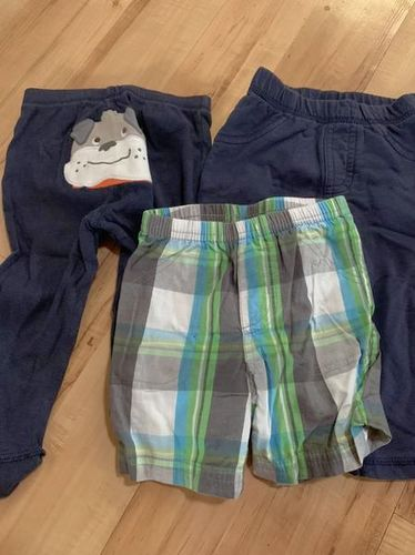 2 Pants And A Short For 12 Mos for sale in South Salt Lake , UT
