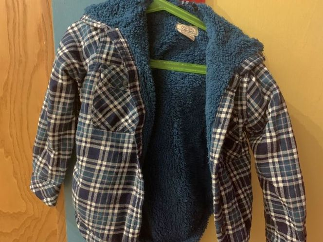 Warm Coat With Hood For 5-6 Years Old for sale in South Salt Lake , UT