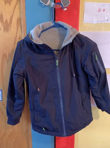 Warm Jacket With Hoodie For 7-8 Years Old  for sale in South Salt Lake , UT