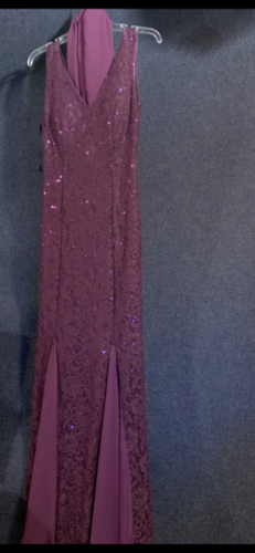 Formal Purple Gown for sale in Roy , UT