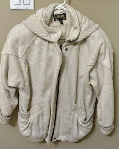 OTELLO PELLE WOMENS COAT SIZE 5/6 for sale in Layton , UT