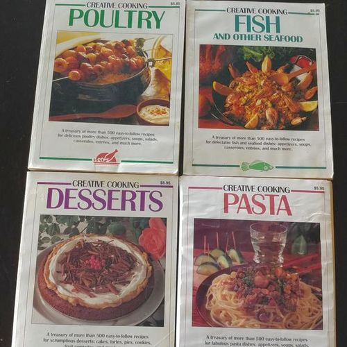 6 COOKBOOKS for sale $10 for all! for sale in Layton , UT