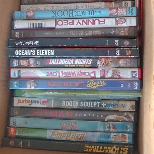 24 DVDS FOR SALE for sale in Layton , UT