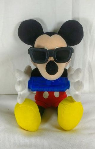 MUSICAL  MICKEY MOUSE PLAYS HARMONICA for sale in Layton , UT