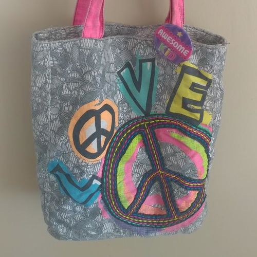 Girls over the shoulder bag for school or play for sale in Layton , UT