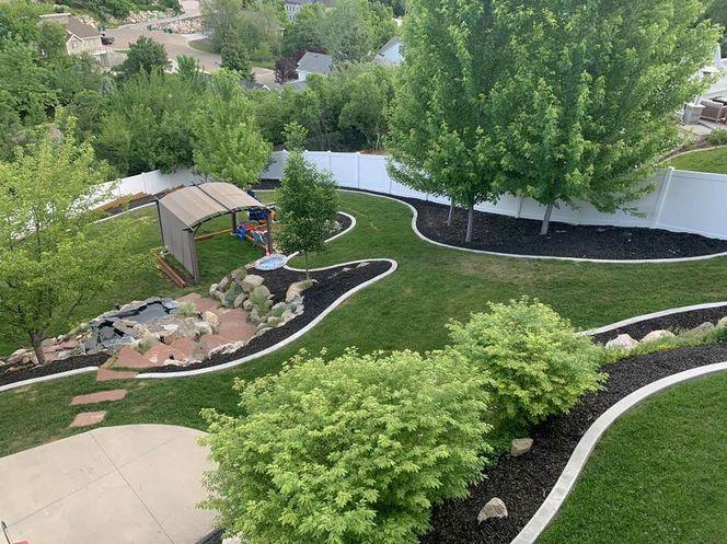 Altered Edge Curbing Decorative Concrete! for sale in Plain City , UT