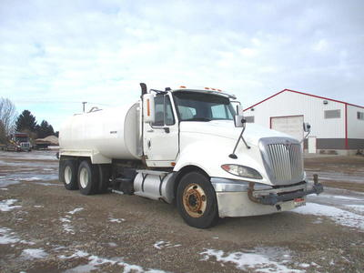 2010 Cummins Water Truck 4000 Gallon Rent or Buy