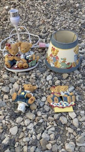 Baby Decor, Lamp, Night Light, for sale in South Jordan , UT